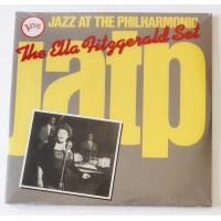 Ella Fitzgerald – Jazz At The Philharmonic: The Ella Fitzgerald Set / B0027411-01 / Sealed