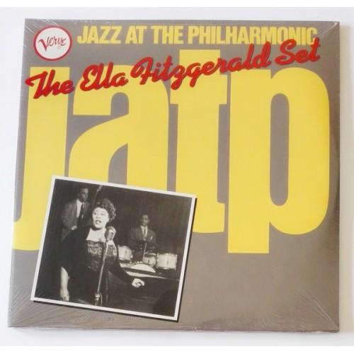 Виниловые пластинки  Ella Fitzgerald – Jazz At The Philharmonic: The Ella Fitzgerald Set / B0027411-01 / Sealed в Vinyl Play магазин LP и CD  09747