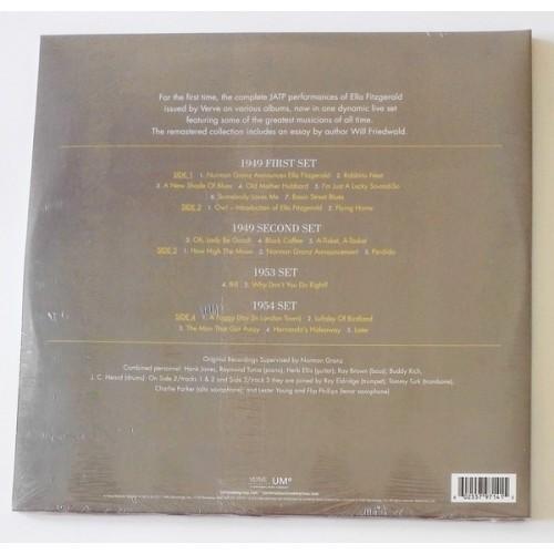 Картинка  Виниловые пластинки  Ella Fitzgerald – Jazz At The Philharmonic: The Ella Fitzgerald Set / B0027411-01 / Sealed в  Vinyl Play магазин LP и CD   09747 1