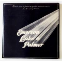 Emerson, Lake & Palmer – Welcome Back My Friends To The Show That Never Ends - Ladies And Gentlemen / P-5140~2M