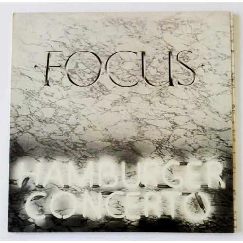 Виниловые пластинки  Focus – Hamburger Concerto / 2442 124 в Vinyl Play магазин LP и CD  09859