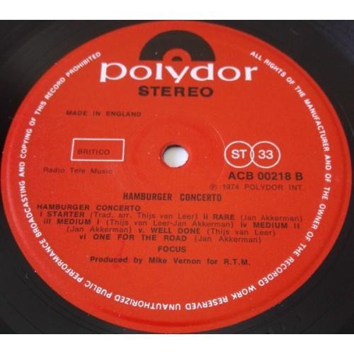 Картинка  Виниловые пластинки  Focus – Hamburger Concerto / 2442 124 в  Vinyl Play магазин LP и CD   09859 1