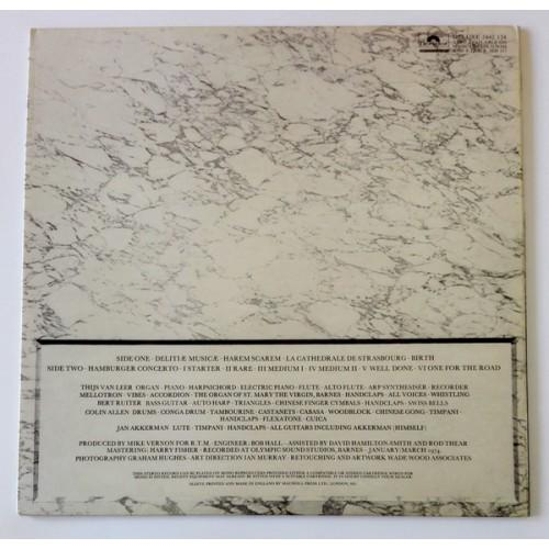 Картинка  Виниловые пластинки  Focus – Hamburger Concerto / 2442 124 в  Vinyl Play магазин LP и CD   09859 4