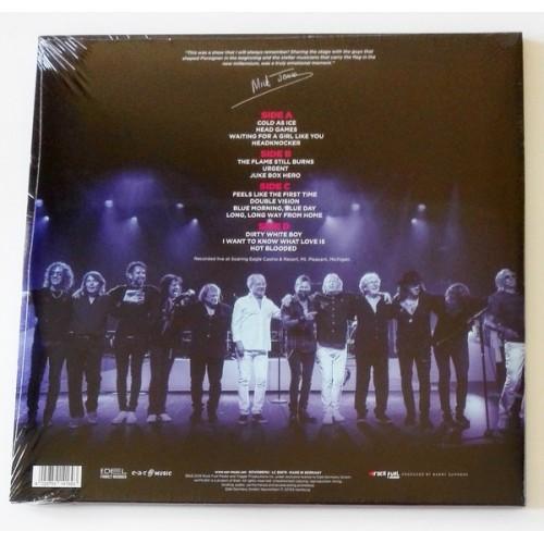 Картинка  Виниловые пластинки  Foreigner – Double Vision: Then And Now Live.Reloaded / LTD / 0214169EMU / Sealed в  Vinyl Play магазин LP и CD   09746 1
