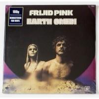 Frijid Pink – Earth Omen / V212 / Sealed