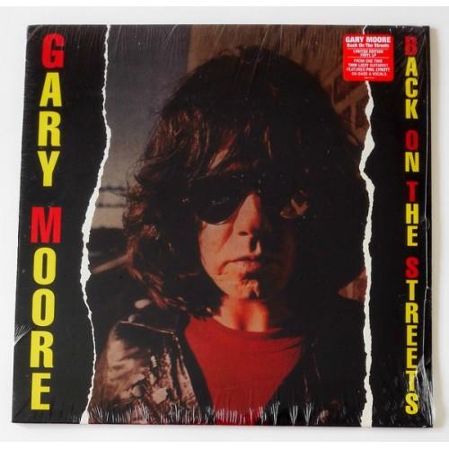 Виниловые пластинки  Gary Moore – Back On The Streets / LTD / MVD7823LP / Sealed в Vinyl Play магазин LP и CD  09723