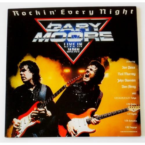 Виниловые пластинки  Gary Moore – Rockin' Every Night - Live In Japan / VIL-6039 в Vinyl Play магазин LP и CD  09851