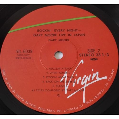 Картинка  Виниловые пластинки  Gary Moore – Rockin' Every Night - Live In Japan / VIL-6039 в  Vinyl Play магазин LP и CD   09851 3
