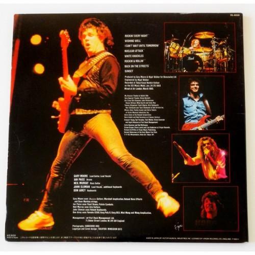 Картинка  Виниловые пластинки  Gary Moore – Rockin' Every Night - Live In Japan / VIL-6039 в  Vinyl Play магазин LP и CD   09851 6