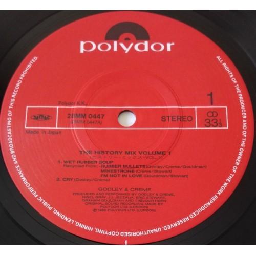 Картинка  Виниловые пластинки  Godley & Creme – The History Mix Volume 1 / 28MM 0447 в  Vinyl Play магазин LP и CD   09847 5