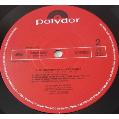 Картинка  Виниловые пластинки  Godley & Creme – The History Mix Volume 1 / 28MM 0447 в  Vinyl Play магазин LP и CD   09847 4