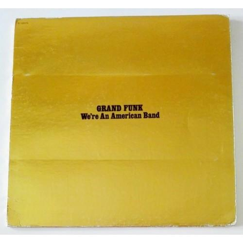 Виниловые пластинки  Grand Funk Railroad – We're An American Band / R 132473 в Vinyl Play магазин LP и CD  09624