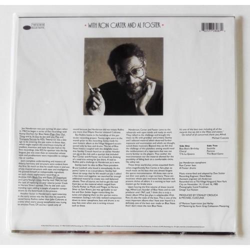 Картинка  Виниловые пластинки  Joe Henderson – The State Of The Tenor - Live At The Village Vanguard - Volume Two / B0029472-01 / Sealed в  Vinyl Play магазин LP и CD   09726 1