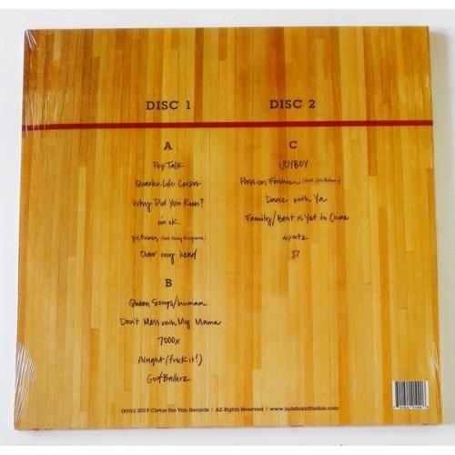 Картинка  Виниловые пластинки  Judah & The Lion – Pep Talks / 1822919852 / Sealed в  Vinyl Play магазин LP и CD   09995 1