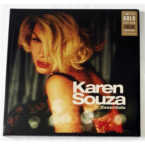 Виниловые пластинки  Karen Souza – Essentials / LTD / VYN007 / Sealed в Vinyl Play магазин LP и CD  08949