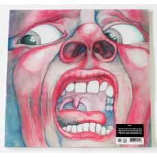 King Crimson – In The Court Of The Crimson King / KCLP1 / Sealed