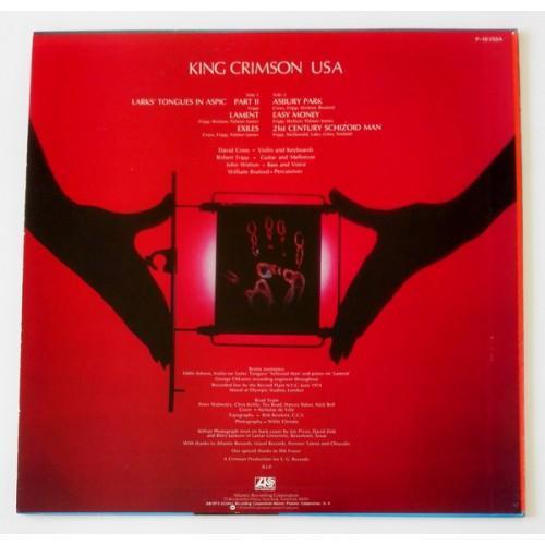 Картинка  Виниловые пластинки  King Crimson – USA / P-10350A в  Vinyl Play магазин LP и CD   09846 3