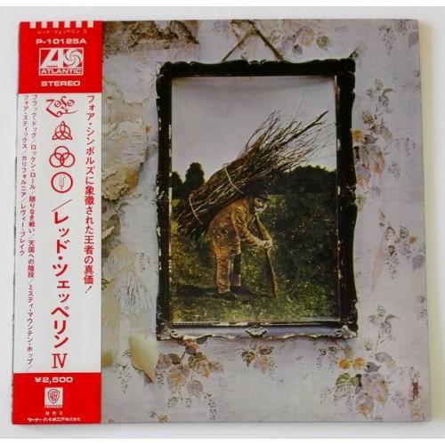 Виниловые пластинки  Led Zeppelin – Led Zeppelin IV / P-10125A в Vinyl Play магазин LP и CD  09858