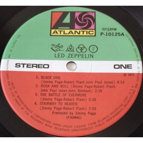 Картинка  Виниловые пластинки  Led Zeppelin – Led Zeppelin IV / P-10125A в  Vinyl Play магазин LP и CD   09858 2