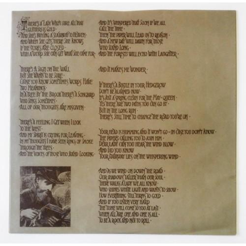 Картинка  Виниловые пластинки  Led Zeppelin – Led Zeppelin IV / P-10125A в  Vinyl Play магазин LP и CD   09858 7