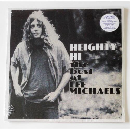 Виниловые пластинки  Lee Michaels – Heighty Hi - The Best Of Lee Michaels / MFO 45809-1 / Sealed в Vinyl Play магазин LP и CD  09722