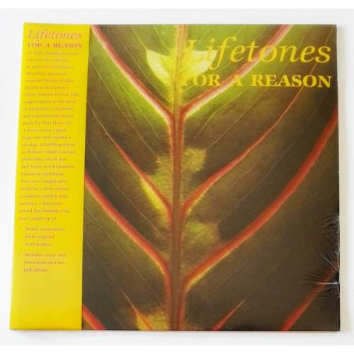 Виниловые пластинки  Lifetones – For A Reason / LTD / LITA 141 / Sealed в Vinyl Play магазин LP и CD  09743
