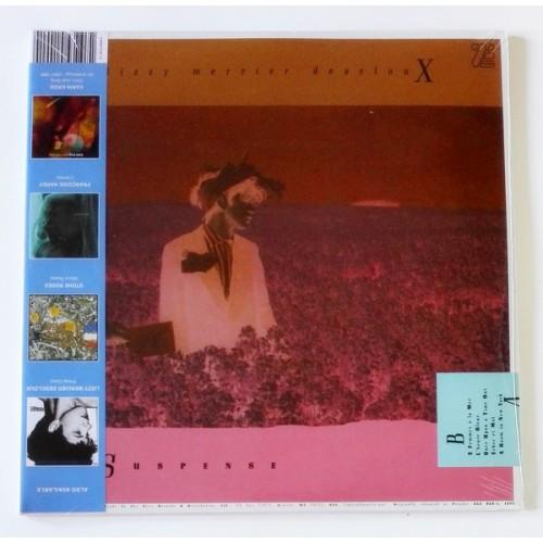 Картинка  Виниловые пластинки  Lizzy Mercier Descloux – Suspense / LITA 140 / Sealed в  Vinyl Play магазин LP и CD   10001 1