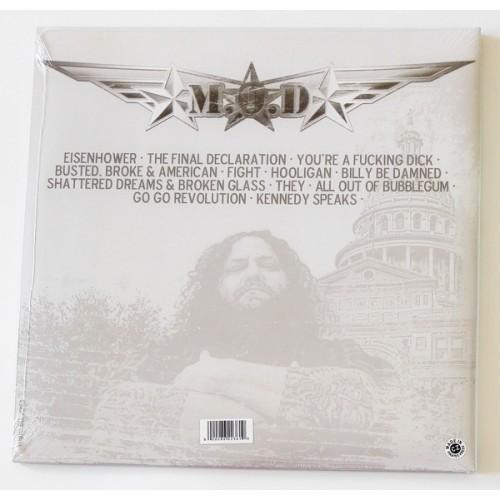 Картинка  Виниловые пластинки  M.O.D. – Busted, Broke & American / none / Sealed в  Vinyl Play магазин LP и CD   09742 1