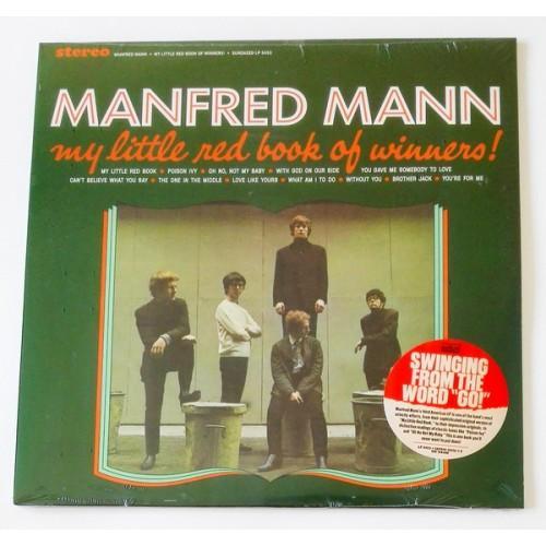 Виниловые пластинки  Manfred Mann – My Little Red Book Of Winners / LP 5453 / Sealed в Vinyl Play магазин LP и CD  09736