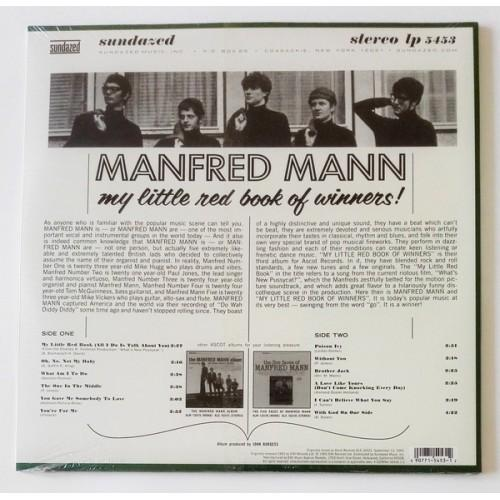Картинка  Виниловые пластинки  Manfred Mann – My Little Red Book Of Winners / LP 5453 / Sealed в  Vinyl Play магазин LP и CD   09736 1