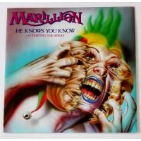 Marillion – He Knows You Know c/w Charting The Single / 12EMI 5362