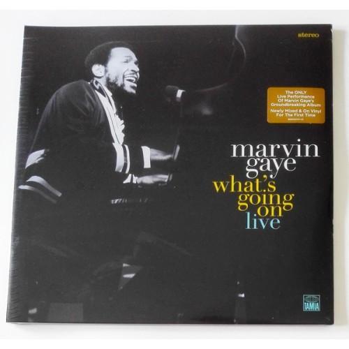 Виниловые пластинки  Marvin Gaye – What's Going On Live / B0030147-01 / Sealed в Vinyl Play магазин LP и CD  09727