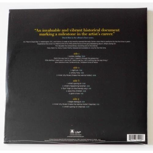 Картинка  Виниловые пластинки  Marvin Gaye – What's Going On Live / B0030147-01 / Sealed в  Vinyl Play магазин LP и CD   09727 1