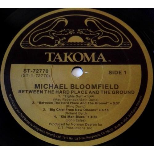Картинка  Виниловые пластинки  Mike Bloomfield – Between The Hard Place & The Ground / ST-72770 в  Vinyl Play магазин LP и CD   09860 2