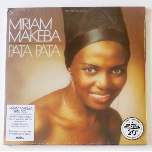Виниловые пластинки  Miriam Makeba – Pata Pata / STRUT180LP / Sealed в Vinyl Play магазин LP и CD  09755