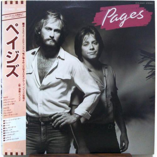 Виниловые пластинки  Pages – Pages / ECS-81421 в Vinyl Play магазин LP и CD  00662