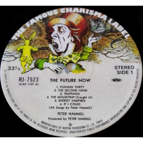 Картинка  Виниловые пластинки  Peter Hammill – The Future Now / CA-1-2202 в  Vinyl Play магазин LP и CD   09862 2