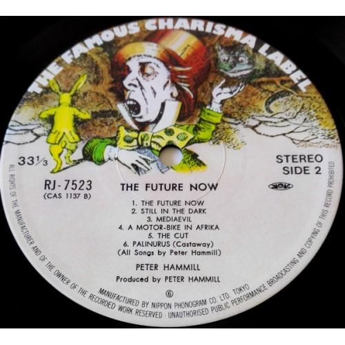 Картинка  Виниловые пластинки  Peter Hammill – The Future Now / CA-1-2202 в  Vinyl Play магазин LP и CD   09862 1