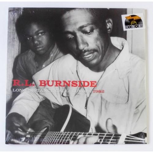 Виниловые пластинки  R.L. Burnside – Long Distance Call: Europe 1982 / LTD / FP1561-1 / Sealed в Vinyl Play магазин LP и CD  10003