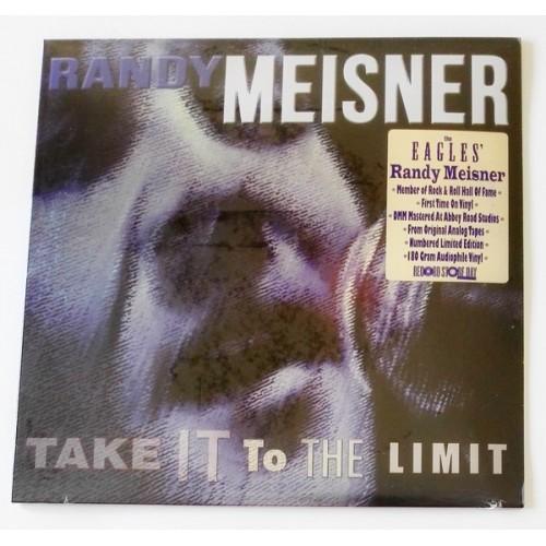 Виниловые пластинки  Randy Meisner – Take It To The Limit / LTD / Numbered / ELP 1003 / Sealed в Vinyl Play магазин LP и CD  09745