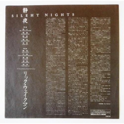 Картинка  Виниловые пластинки  Rick Wakeman – Silent Nights / K28P-594 в  Vinyl Play магазин LP и CD   09866 2