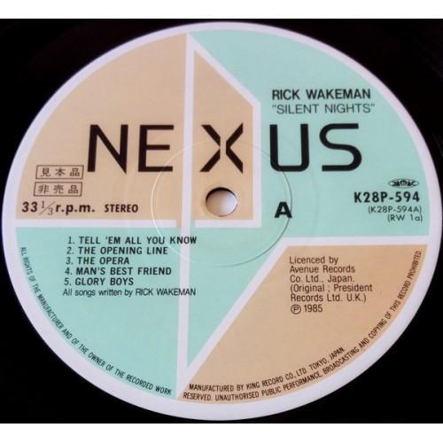 Картинка  Виниловые пластинки  Rick Wakeman – Silent Nights / K28P-594 в  Vinyl Play магазин LP и CD   09866 4