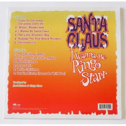 Картинка  Виниловые пластинки  Ringo Starr – I Wanna Be Santa Claus / 00602557716290 / Sealed в  Vinyl Play магазин LP и CD   09753 1
