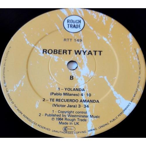Картинка  Виниловые пластинки  Robert Wyatt – Work In Progress / RTT 149 в  Vinyl Play магазин LP и CD   09861 3
