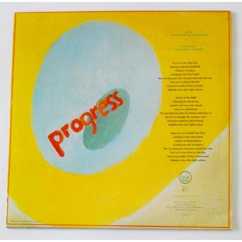Картинка  Виниловые пластинки  Robert Wyatt – Work In Progress / RTT 149 в  Vinyl Play магазин LP и CD   09861 1