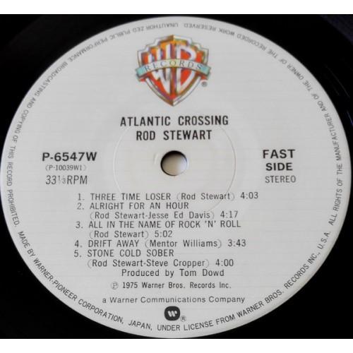 Картинка  Виниловые пластинки  Rod Stewart – Atlantic Crossing / P-6547W в  Vinyl Play магазин LP и CD   09848 2