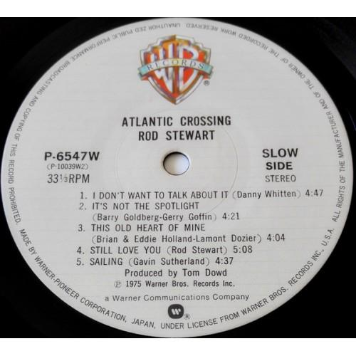 Картинка  Виниловые пластинки  Rod Stewart – Atlantic Crossing / P-6547W в  Vinyl Play магазин LP и CD   09848 1