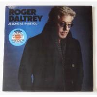 Roger Daltrey – As Long As I Have You / 6752469 / Sealed