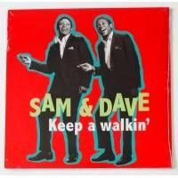 Sam & Dave – Keep a Walkin' / VNL18725 / Sealed
