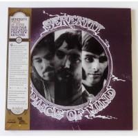 Serenity – Piece Of Mind / LTD / BMRL-2005 / Sealed